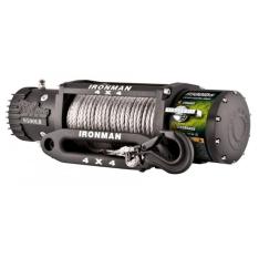 Troliu Wireless Ironman4x4 9500lbs (4310kg) 12V plasma Dyneema 8mm