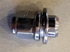 Piulite Jante Aluminiu M12x1,25