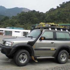Snorkel Nissan Patrol Y61 (1997-1999)