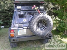 Bara spate OFF ROAD Nissan Patrol Y60 caroserie netăiată