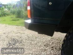Bara spate OFF ROAD Nissan Patrol Y60 caroserie tăiată (model subțire)