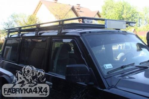 Roof rack y60 lung cu plasa