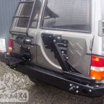 Suport canistra combustibil Nissan Patrol Y60 1
