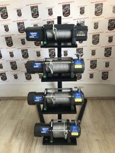 Troliu Husar Winch 8500 LBS 3856KG 12V