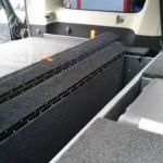 2 Ansamblu sertare depozitare Nissan Patrol Y61 Lung