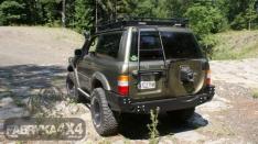 Bara spate OFF ROAD Nissan Patrol Y61