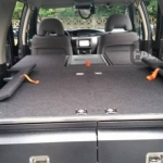 6 Ansamblu sertare depozitare Nissan Patrol Y61 Lung