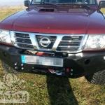 Bara fata OFF ROAD Nissan Patrol Y61