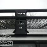 Roof rack y61 lung cu plasa 1