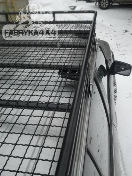 Roof rack y61 lung cu plasa 2