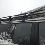 Roof rack y61 lung cu plasa 3