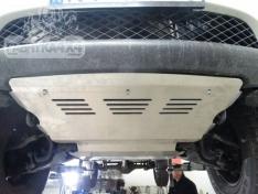 Scut aluminiu motor Mitsubishi L200 IV 05-10
