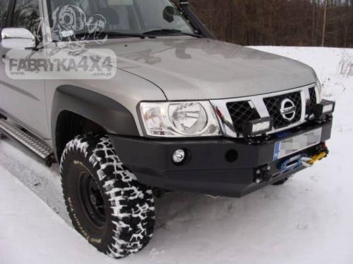 Bara fata OFF ROAD Nissan patrol GU4__
