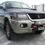 Suport troliu Mitsubishi Pajero Sport 04-08____