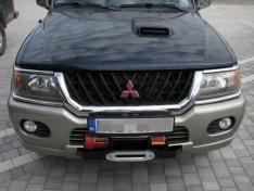 Suport troliu Mitsubishi Pajero Sport 04-08
