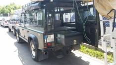 Ansamblu sertare depozitare Land Rover Defender 110