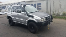 Bara fata OFF ROAD cu bull bar Suzuki Grand Vitara I 2.0 V6 98-05