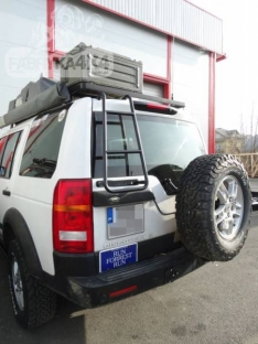 Scara Land Rover Discovery III