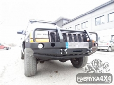 Bara fata OFF ROAD cu bull bar Jeep Grand Cherokee ZJ