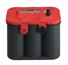 Acumulator Optima 50Ah 815A RED (plus stanga)