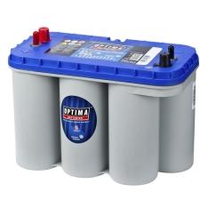 Acumulator Optima 55Ah 765A blue (plus stanga)