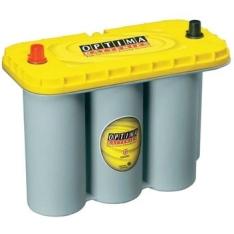 Acumulator Optima 75Ah 975A yellow (plus stanga)