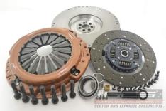 Kit ambreiaj Xtreme Outback Nissan Patrol Y61 3.0 TD intarire + 40%