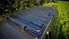 Portbagaj Roof Rack cu plasa Toyota Land Cruiser J100 98-07
