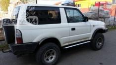 Praguri Toyota Land Cruiser J90 96-02