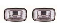 Set lumini semnalizare aripa Toyota LC 90, LC100