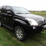 Bara fata OFF ROAD fara bull bar Toyota Land Cruiser J120 02-09__