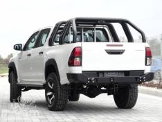 Bara spate scurta OFF ROAD Toyota Hilux Revo 2016-