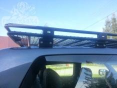 Portbagaj Roof Rack cu plasa Toyota Land Cruiser J125 02-09