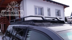 Portbagaj Roof Rack cu plasa Toyota Land Cruiser J200 07-
