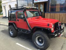 Snorkel Jeep Wrangler TJ /YJ 1996-2006 2.5, 4.0 benzina