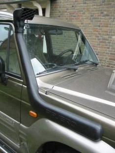Snorkel Hyundai Galloper 1991-1998
