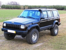 Snorkel Jeep Cheeroke XJ 4.0 Benz. 85-12