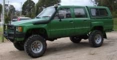 Snorkel Toyota 4Runner 1990-1995