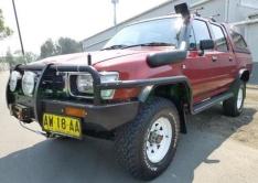 Snorkel Toyota Hilux 106 serie 1983-1997