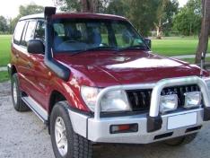 Snorkel Toyota Land Cruiser 90 si 95 Prado 1996-2002 (partea dreapta)