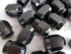 Piulite negre M12 x 1,25