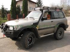 Snorkel Nissan Patrol Y61 GU2 2000-2003 3.0, 4.2