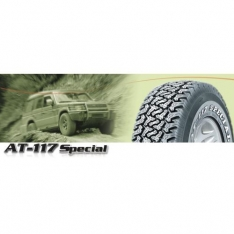 Anvelopa off-road SILVERSTONE AT-117 SPECIAL 31 / 10.5 R15 109S