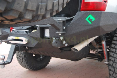 Bara spate OFF ROAD Backfire pentru Jeep Cherokee WJ 1999-2004_