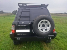 Scara lunga Nissan Patrol Y61