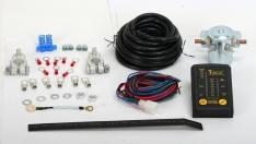 Sistem de alimentare cu doua baterii T-Max 12V