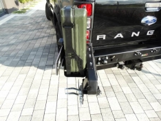 Suport canistra combustibil 20l Ford Ranger T6 15-19 3.2 diesel