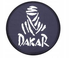 Husa roata de rezerva Dakar