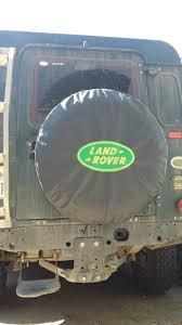 Husa roata de rezerva Land Rover