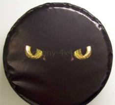 Husa roata de rezerva – print cu ochi
